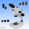 Szm0745t Series with Different Type Stand Stereo Zoom Microscope (Szm0745t)