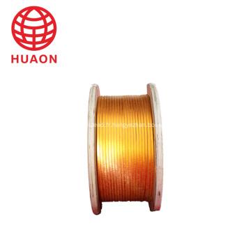 Fil de cuivre de film de fibre de verre et de polyimide pour le moteur