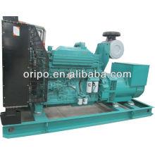 3 phase Cummins KTA19-G4 500kva/400kw electric diesel generator set with brushless alternator