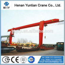 Mine Field Single Beam Stone Gantry Crane