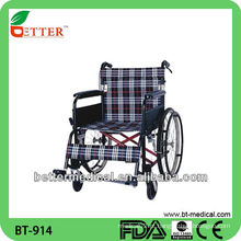 Cadeira de rodas leve
