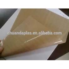 China Premium Grade Teflon Sheet Roll High Temperature Teflon Coated Fiberglass Sheet