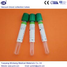 Tubo de heparina para tubos de extracción de sangre al vacío (ENK-CXG-029)