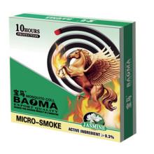 Bobine de moustique de thé vert Baoma 140mm