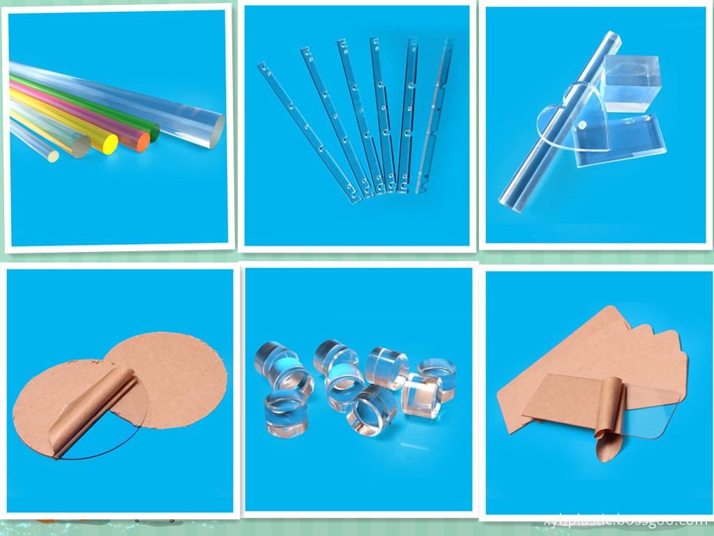 CNC machining acrylic sheet