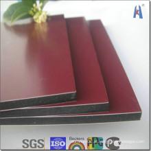 Painel composto de alumínio de melhor qualidade Nano Coating