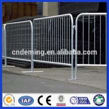 DM Hot! Factory Direct Sales hot-dipped galvanized Traffic Road Crowd Control Barrier For Crazy People