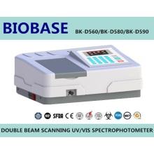 Biobase Laboratório de Alta Qualidade Espectrofotômetro UV / Visível