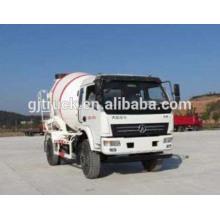 Camión mezclador de cemento Dayun 4X2 drive para 3-6 metros cúbicos para mezclar