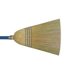 Vassoura de armazém com cabo de madeira Mth3104