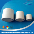 Absorbing tower chemical packing Ceramic Raschig Ring