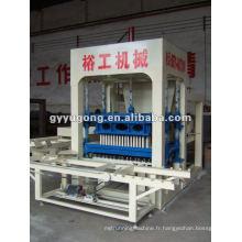 CHAUD Machine automatique de fabrication de briques populaire sur le marché à l'étranger