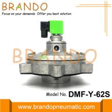 Vanne à membrane intégrée de type SBFEC G2 1/2 '' DMF-Y-62S