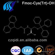 Intermédiaires pharmaceutiques Fmoc-Amino-Acid Fmoc-Cys (Trt) -OH cas 103213-32-7