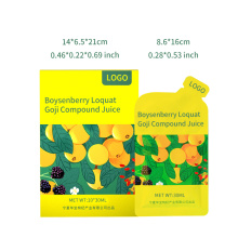 Goji Berry Beverage With Loquat
