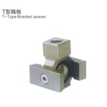 Accesorios neumáticos ESP tipo T Tipo, Tipo 20, Tipo 40 espaciador de soporte