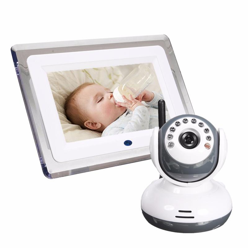The Ultimate Digital Baby Monitor