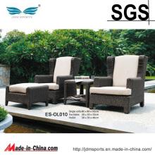 Outdoor Garden Wicker Sofa Set Rattan Furniture (ES-OL010)