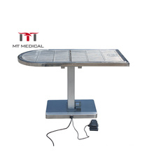 Made in China Cheap Price Stainless steel pet Examination table medical vet examination table