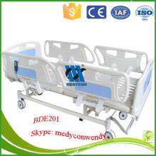 CE & ISO 3 funktioniert elektrische Krankenhausbetten