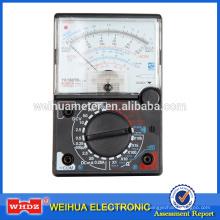 Multímetro analógico Medidor analógico Multímetro Medidor de tensión Medidor de corriente YX360 Tester YX360TRE-LB