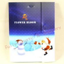 2015 más nueva carpeta lenticular de Guangdong 3D