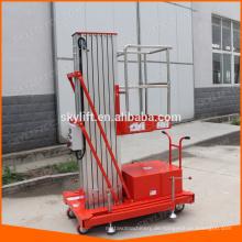 4-6m hydraulische Aluminiumleiter