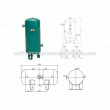 Tanque del receptor del compresor de aire del acero de carbono 18L