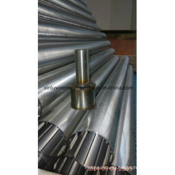 Circular Strainer Pipe with No Angle (V wire type)