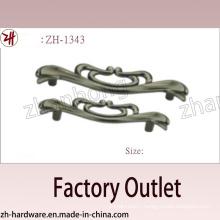 Factory Direct Sale Zinc Alloy Big Pull Archaize Handle (ZH-1343)