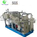 Mode de refroidissement d'air Oil Well Natural Gas Compressor