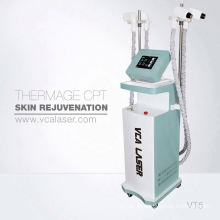 Co2 fracionário do laser do rf profissional do rejuvenescimento da pele do fabricante