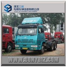 Shacman 6X4 380HP LHD Traktor Kopf