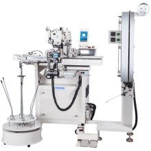 Máquina automática de unión de banda elástica
