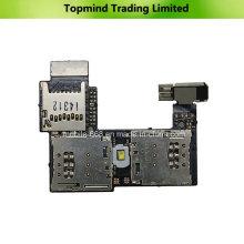 Tarjeta SIM con lector de tarjeta de memoria para Motorola G2