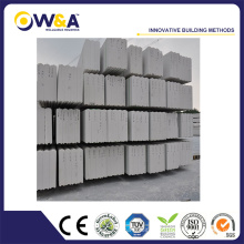 (ALCP-125)China Lightweight Exterior Concrete AAC Wall Panel and ALC Wall Panels