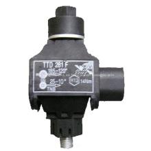 Conector de perforación TTD / abrazadera de cable