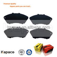 Fabric Metal Rubber stainlessness Brake pad shim D1188 for Nissian Suzuki