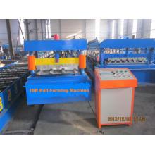PPGI/Gi-Stahlspulenmaterial und Rollformmaschine