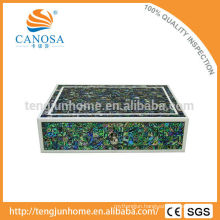 Eco Friendly New Zealand Paua Shell Mother of Pearl Boxes