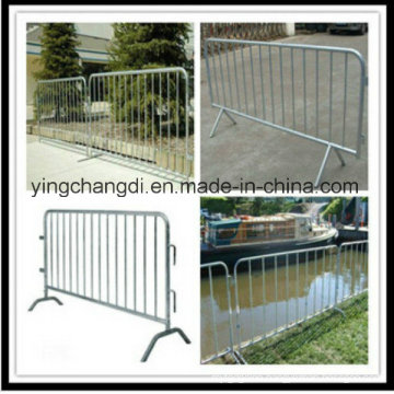 Top Quality Low Price Portable Removable Plastic Crowd Control Barrier