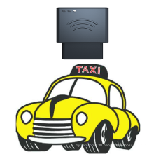4G Wireless OBD2 Car GPS Tracker