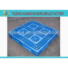 cold runner plastic cargo pallets mould