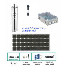 """4"""" Solar Pump with Panels /Cable"""