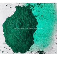 Pigmento de ftalcianina verde Pigmento G7 natural