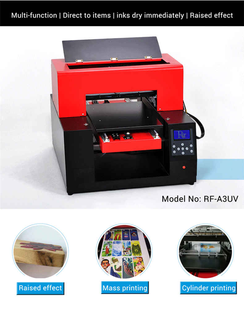 Uv Flatbed Printer For Wood