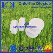 Désinfectant au dioxyde de chlore pour la désinfection de l'agriculture
