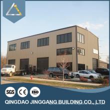 Высокое качество стальной конструкции здания отеля