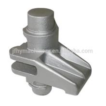 Piezas de fundición de maquinaria minera de soporte de fundición de hierro dúctil personalizado