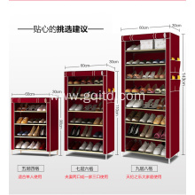 hosehold home furniture fabric or oxford shoe cabinet